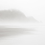 Morning Fog, Central Oregon Coast, 2011